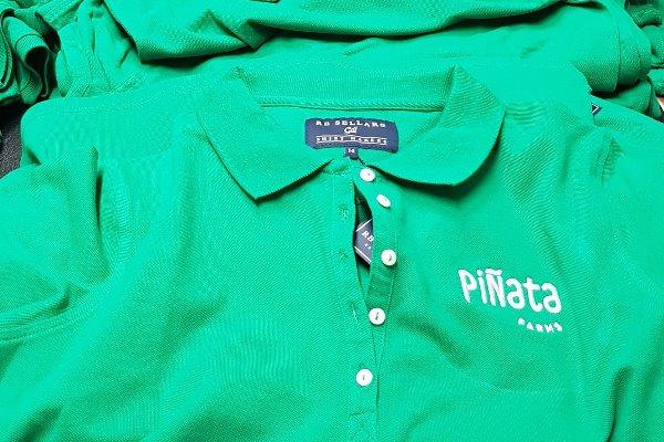 Piñata farms work shirts